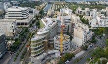 Ποιο είναι το πιο εντυπωσιακό νέο κτίριο της Αθήνας;