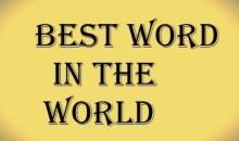 Ποια κορυφαία λέξη στον κόσμο είναι ελληνική; (φωτο)
