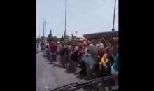 Βίντεο: Απίστευτος χαμός στο δρομολόγιο Ελληνικό – Σαρωνίδα!