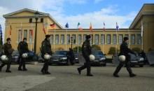 Υπό δρακόντεια μέτρα ασφαλείας διεξάγεται το Eurogroup και το Ecofin στην Αθήνα
