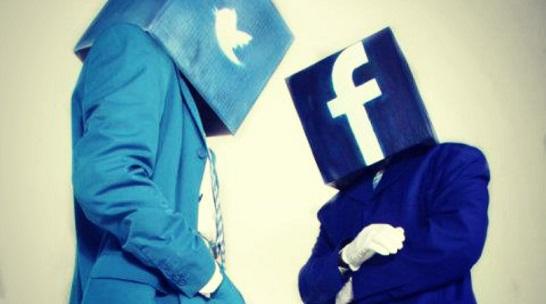 facebook twitter proswpikothta