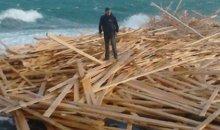 Δώρο αξίας 600.000 ευρώ από τη θάλασσα στους κατοίκους της Λέσβου! ΔΕΙΤΕ!