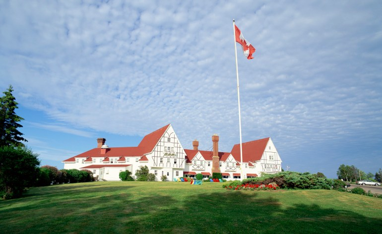 The Keltic Lodge, Cape Breton Island, Nova Scotia, Canada