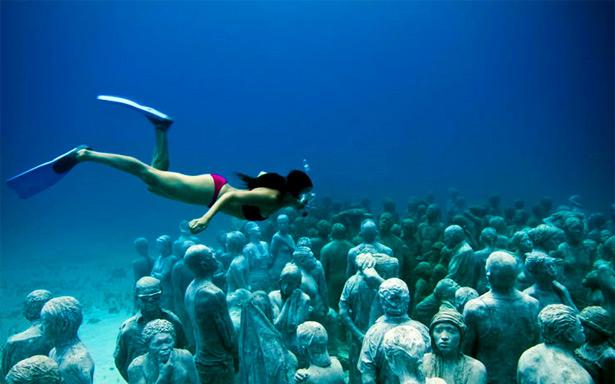 scuba_cancun_museum