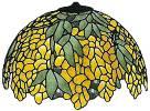 Aranyesős lámpa