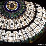 Ólomüveg kupola