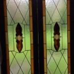 szekrény ajtó ólomüvegezése