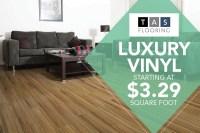Luxury Vinyl Plank starting at $1.99 sq.ft. - Carpet ...