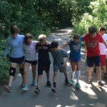 camp.group.walk