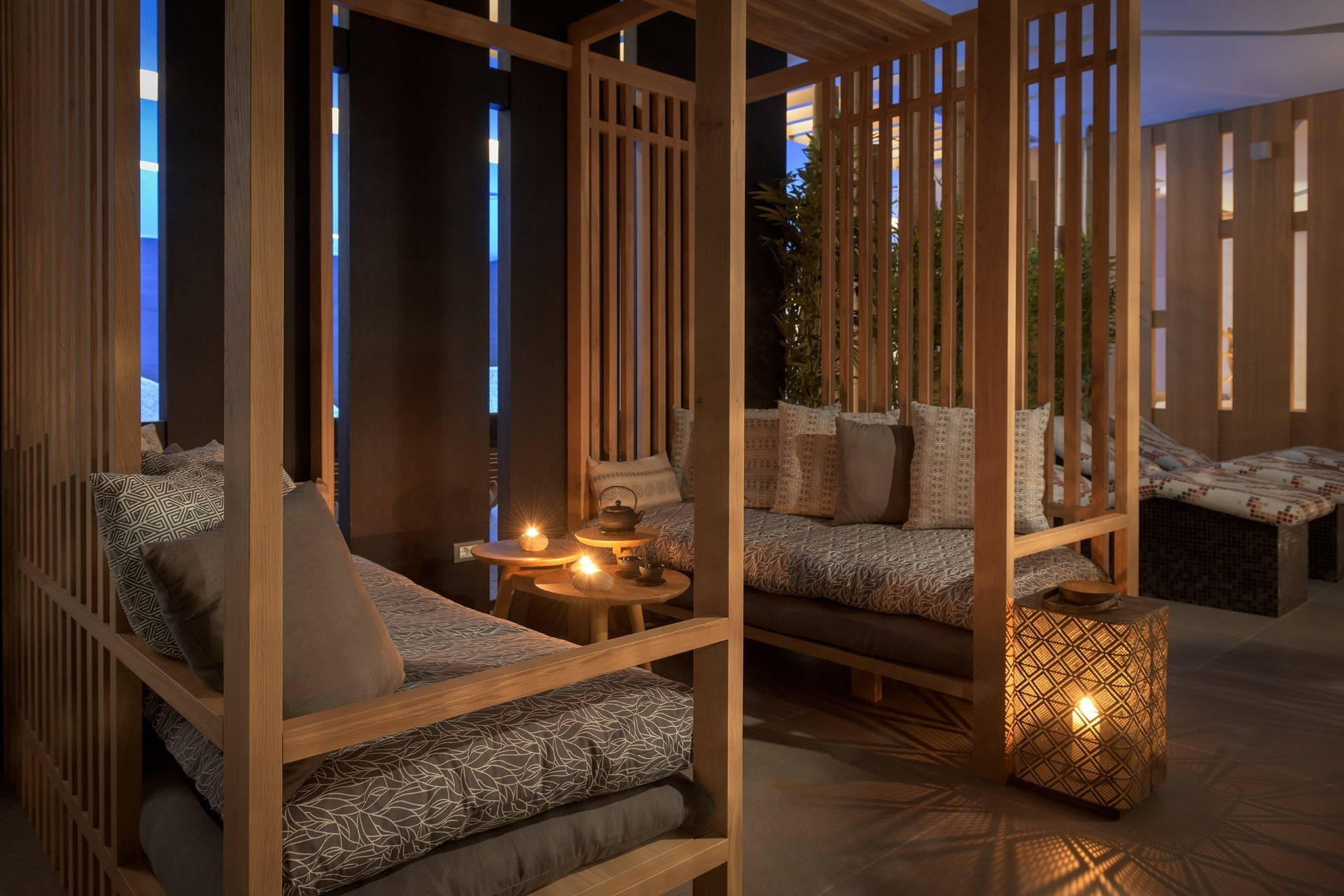 Aquarine Spa Vithos Spa Luxury Spa In Rhodes Olympicpalacehotel