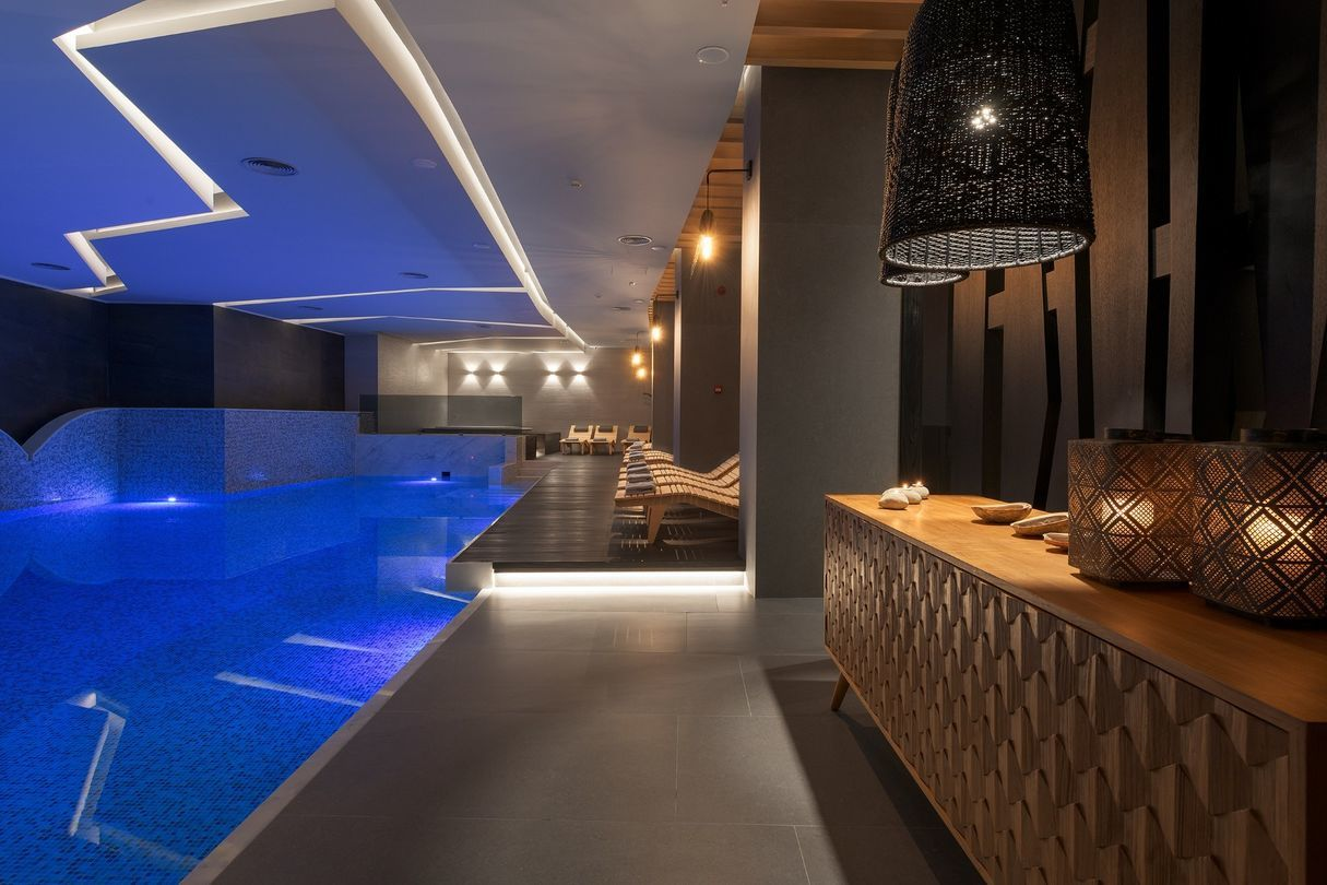 Jacuzzi Pool Preise Vithos Spa Luxury Spa In Rhodes Olympicpalacehotel