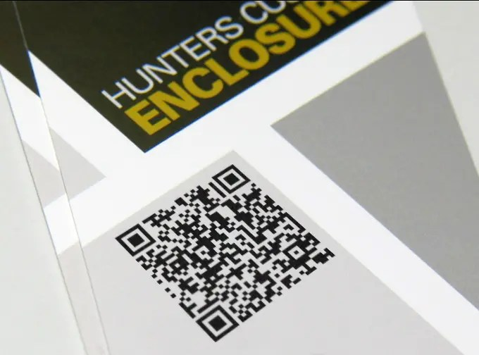 vCards on your Business Cards