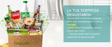 Coupon Degustabox su Groupon