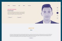 Resume Portfolio Website