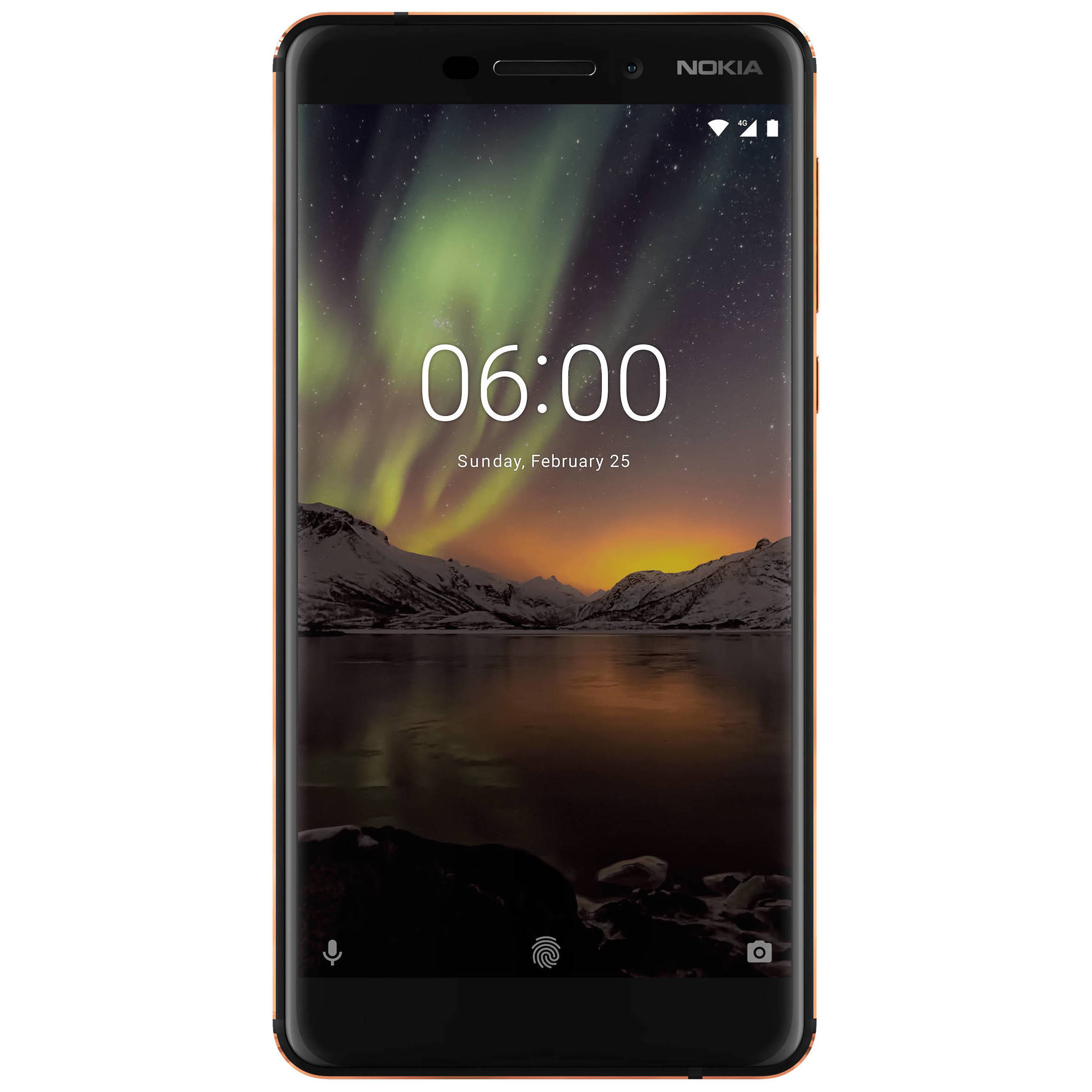 Nokia 6 Arte Black Video Nokia 6 4g Dual Sim Smartphone 32gb Matte Black Price In Oman