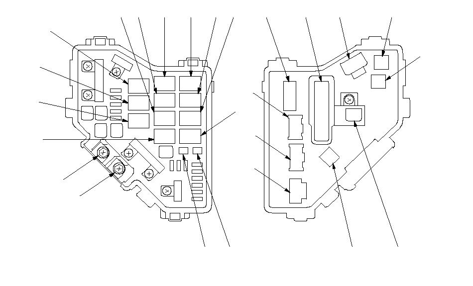 honda civic blower motor relay location wiring harness wiring