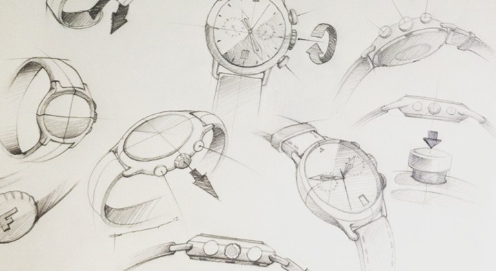 sketch ferro