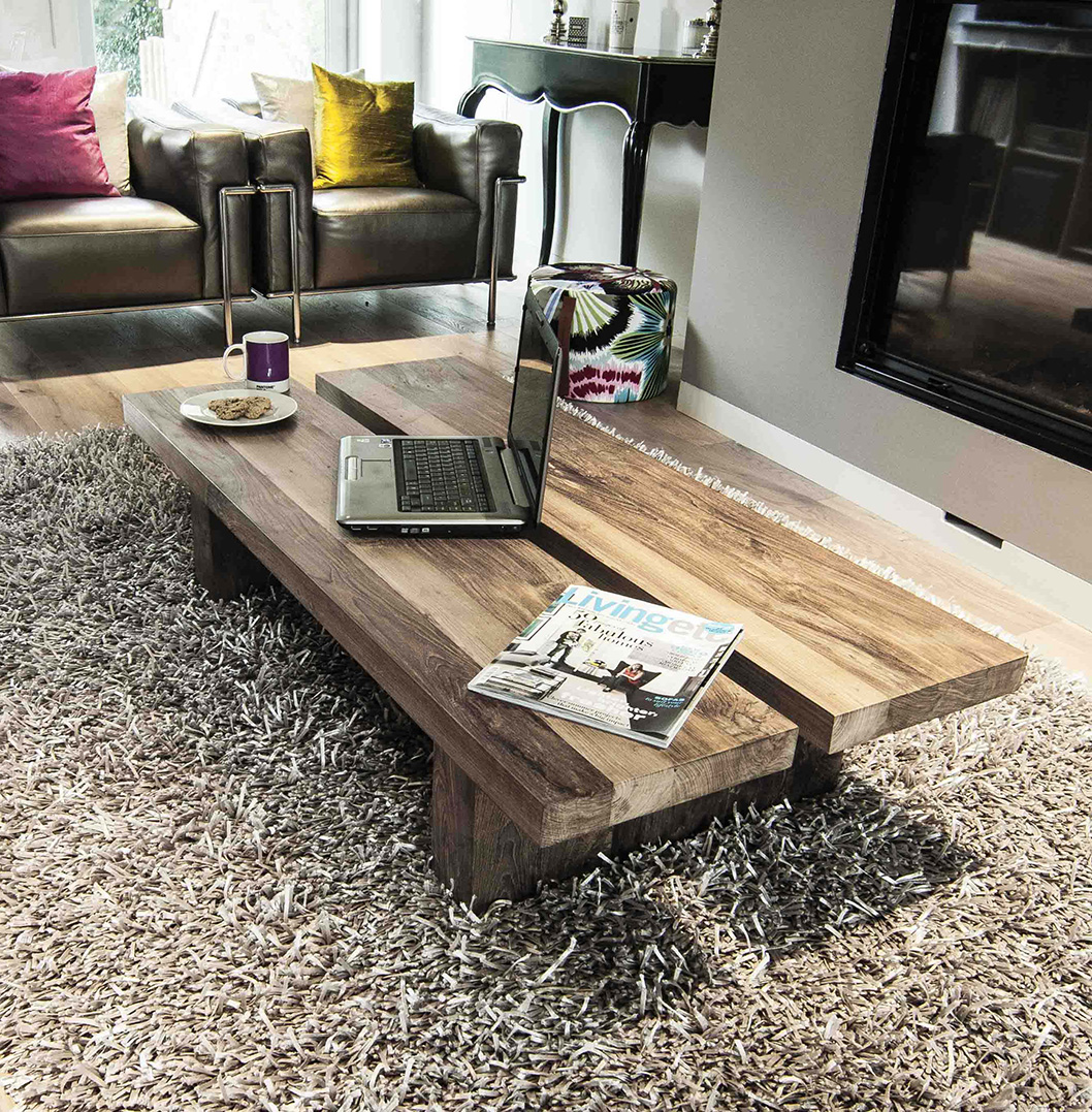 Lift Couchtisch Reclaimed Wood Coffee Table. The Rinjani. Various Sizes