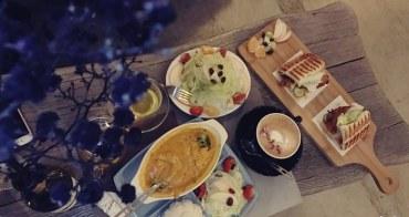 《美食*台北大安區》舒服生活。歐式老件工業風咖啡館,導演錢人豪的店今晚演自己的電影。