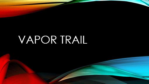 vapor trail powerpoint download
