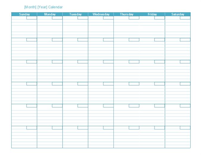 Custom Quarterly Calendar Microsoft Project And Calendar Views Create A Custom Calendar Create Your Own Monthly Calendar Calendar Template 2016
