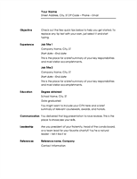 Modern Resume Templates 64 Examples Free Download Resumes And Cover Letters Office