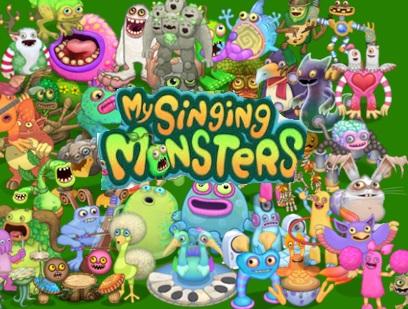 My Singing Monsters App Review OMG Girls Game!