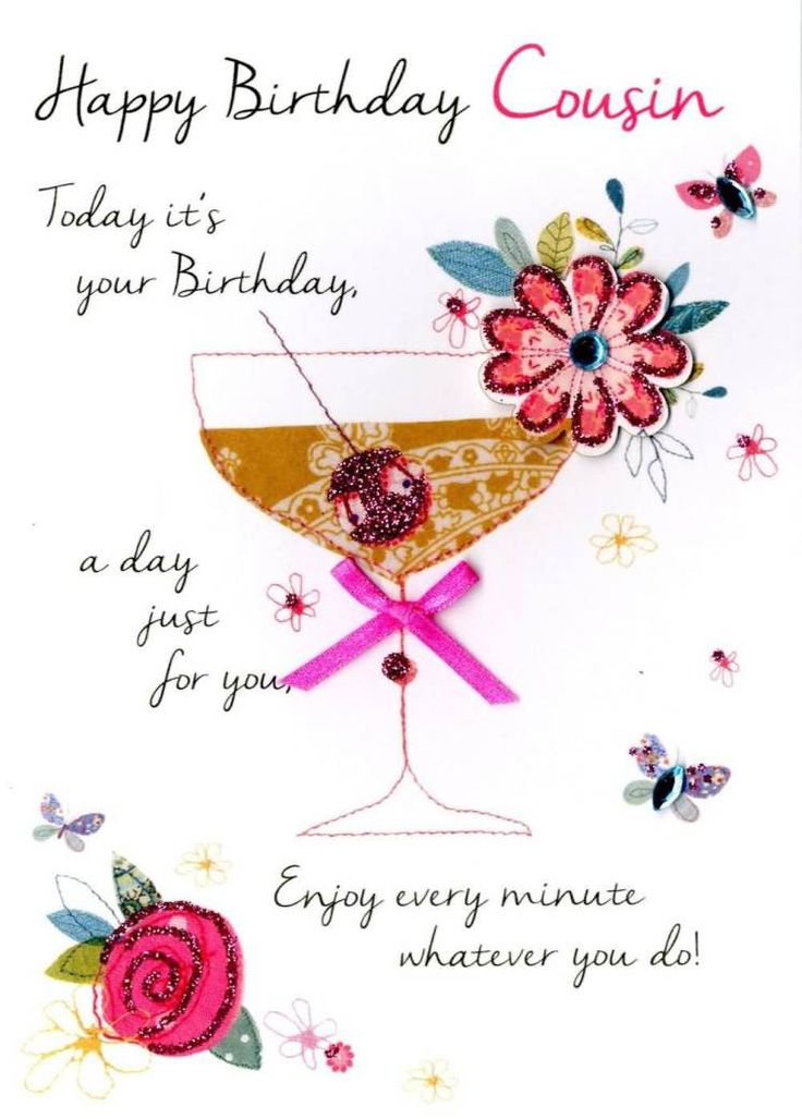 Best 25+ Happy birthday cousin ideas on Pinterest Cousins - happy birthday card template free download