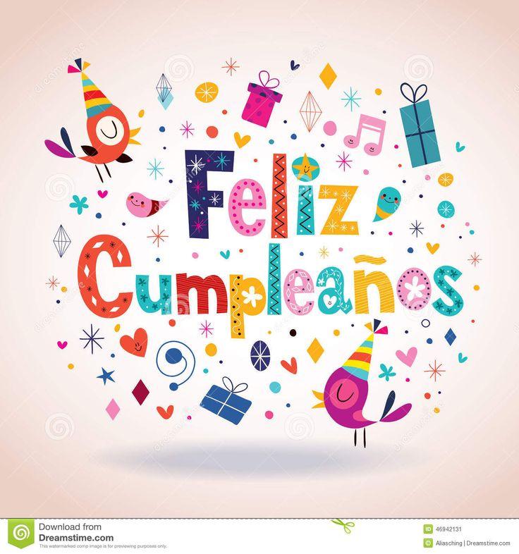 Best 25+ Birthday wishes in spanish ideas on Pinterest Spanish - birthday wish template
