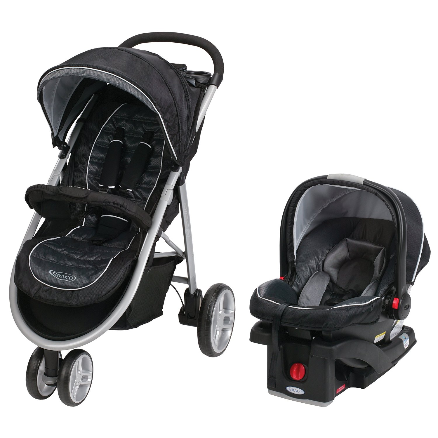 Gracious Graco Travel System Reviews Omg Stroller Graco Click Connect Stroller Gotham Graco Click Connect Stroller Babies R Us baby Graco Click Connect Double Stroller