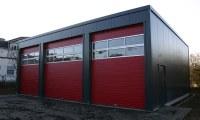 LKW-Garagen gnstig kaufen - Omicroner-Garagen.de