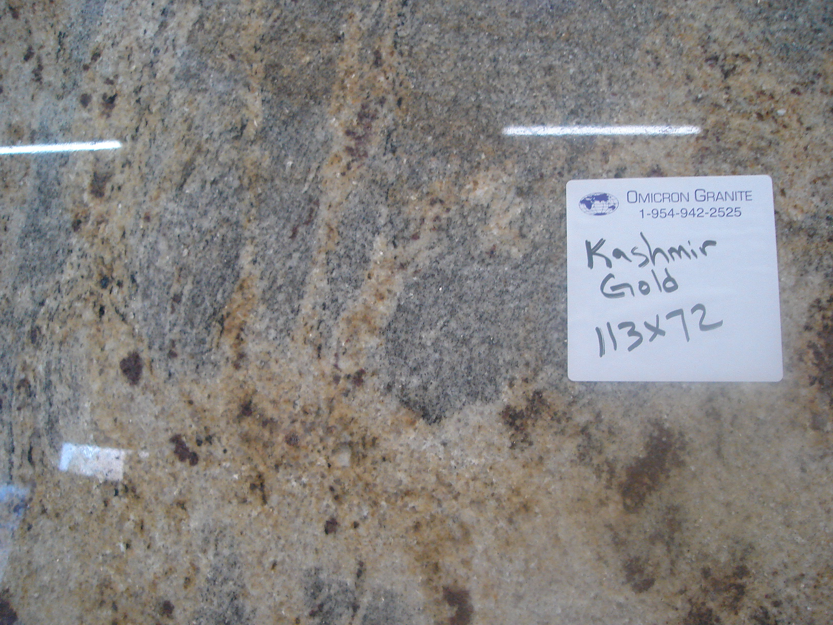 Kashmir Gold Granite Countertops Kashmir Gold Omicron Granite And Tile