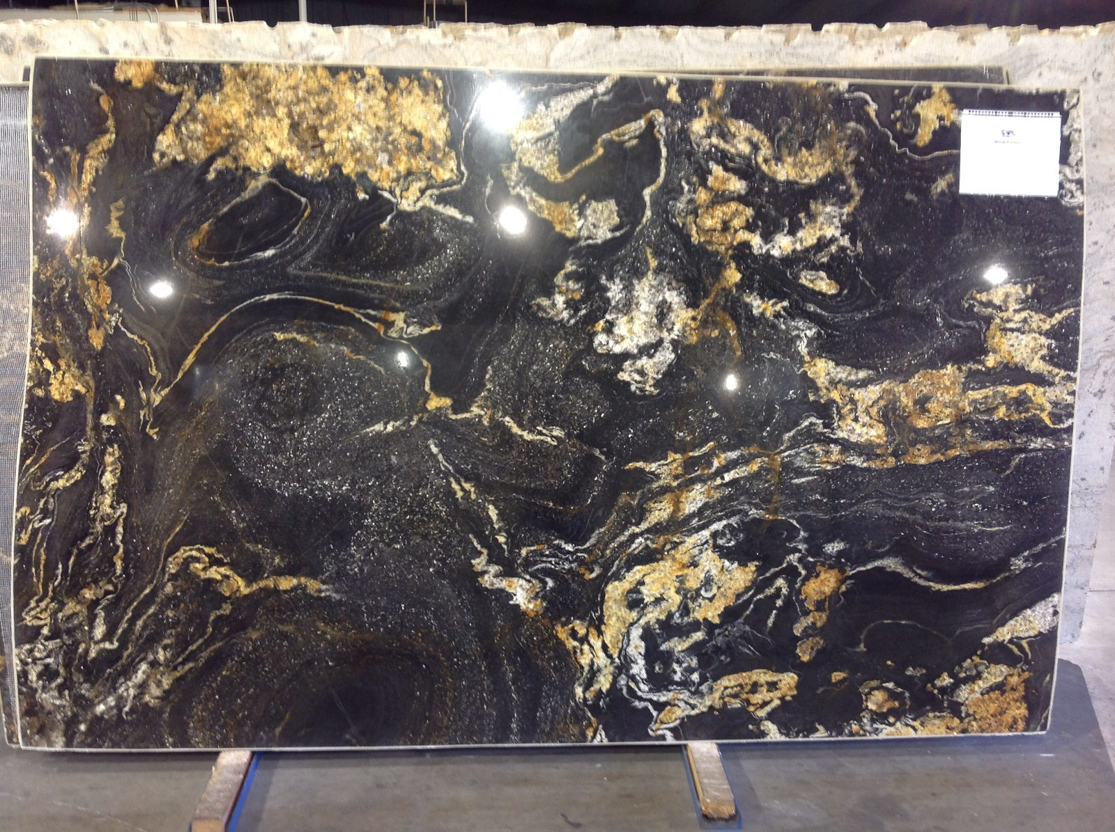 Standard Granite Countertop Thickness Black Fusion Omicron Granite And Tile