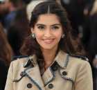 sonam kapoor discharge from hospital, sonam kapoor in hospital, sonam suffered with flue