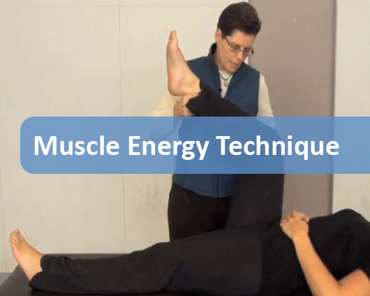 Muscle Energy Technique Course OMM Education Series