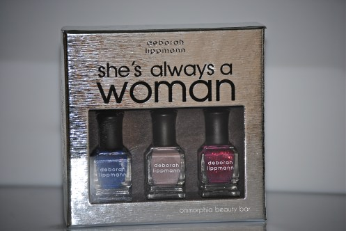 DL She's Always A Woman box