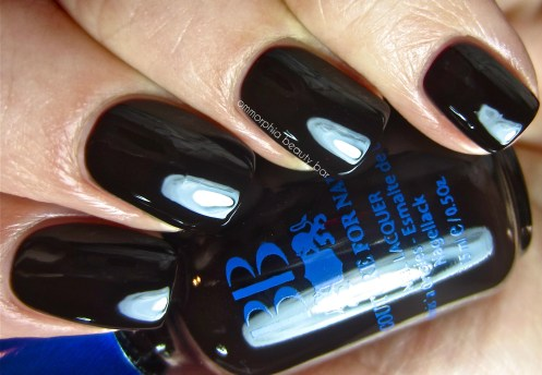 BB Couture Dark Tommy swatch 2