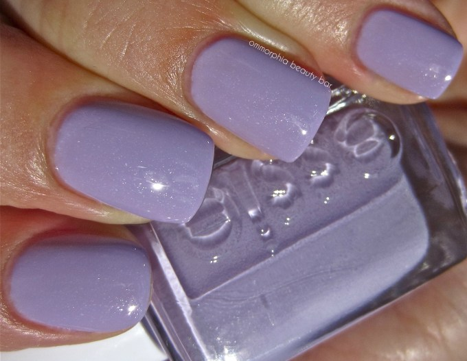 essie Full Steam Ahead swatch 2