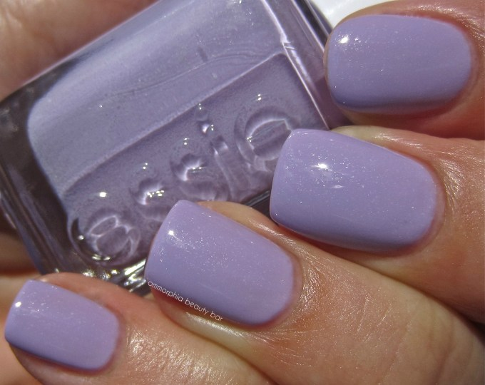 essie Full Steam Ahead swatch