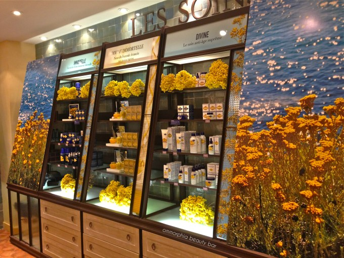 L'Occitane event products