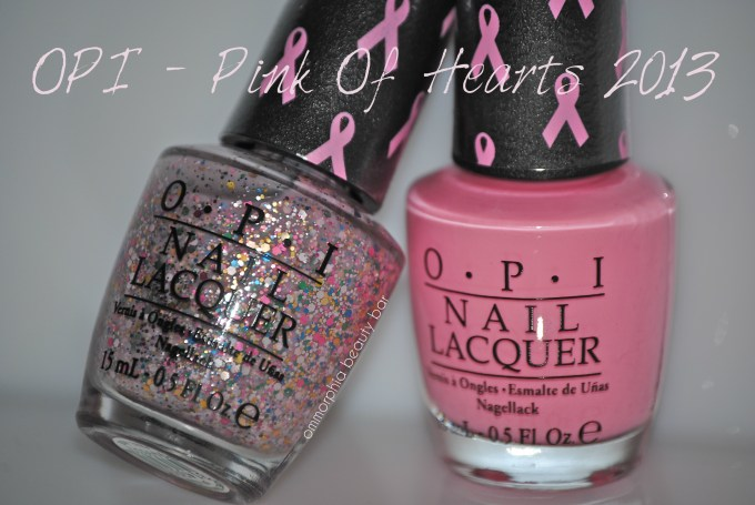 OPI pink Of Hearts opener