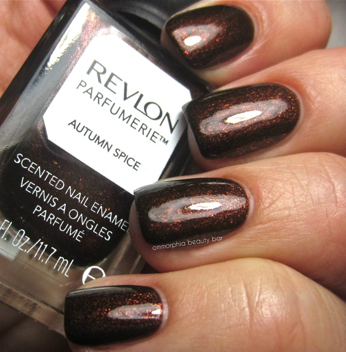 Revlon Autumn Spice swatch 2