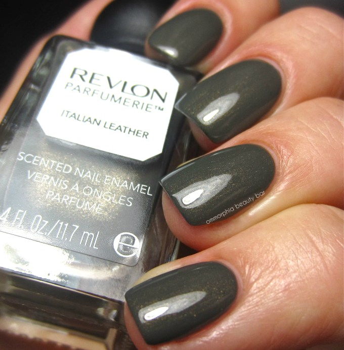 Revlon Italian Leather swatch 2