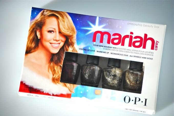 OPI Mariah Carey Minis
