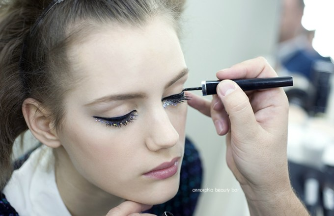 Chanel SS 2014 Haute Couture makeup 3