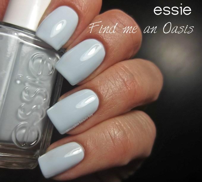 Essie Find me an Oasis swatch