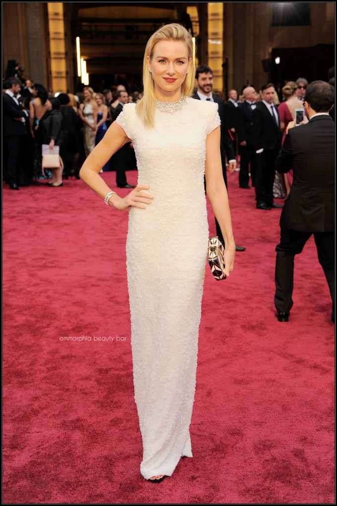 Naomi Watts in Calvin Klein Collection