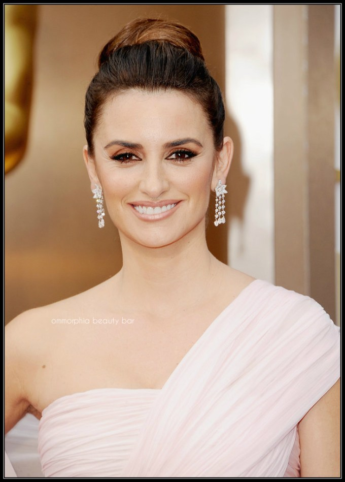 Penelope Cruz makeup 2014