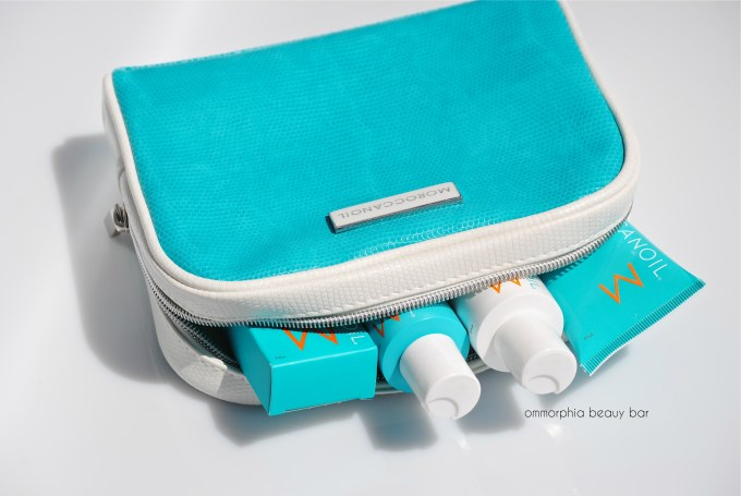 Moroccanoil Travel Kit closer