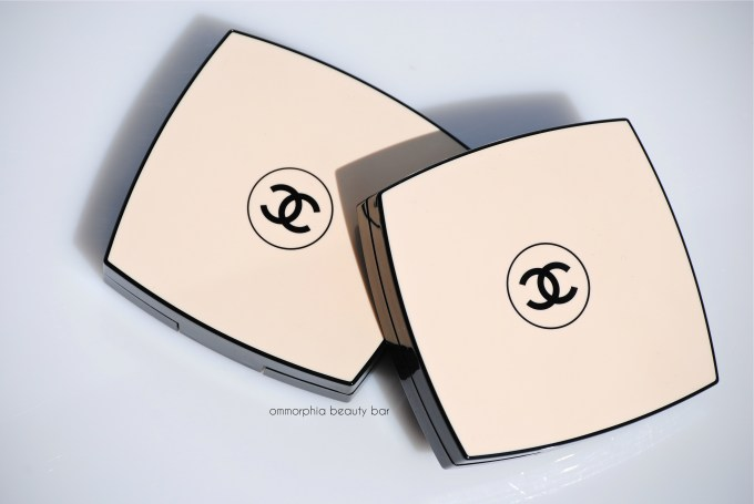 CHANEL Les Beiges Healthy Glow compacts